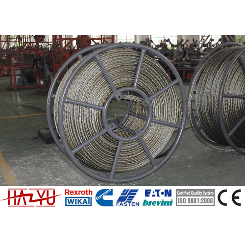 YL9-12x19W High Strength Anti Twist Tension Pilot Wire Rope