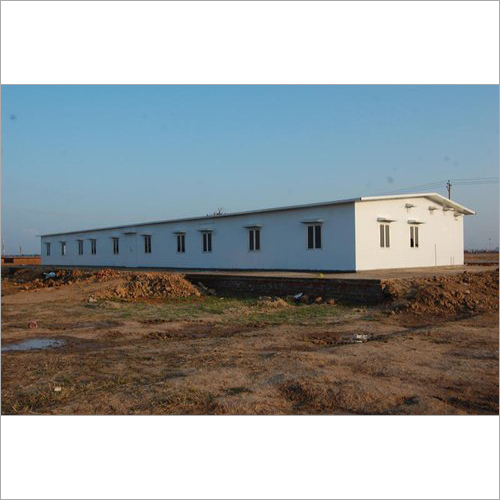 Pre Engineered Building- Prefabricated Building