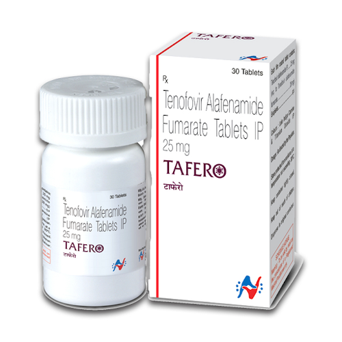 Tafero 25mg Tablet