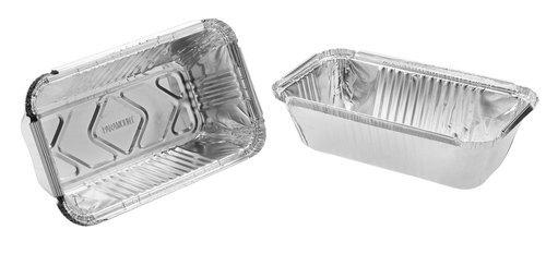 Paramount 660 Ml Disposable  Aluminium Foil  Food Container