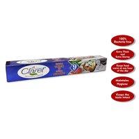 Claret 9 Mtr Food Grade Aluminium Foil Roll (Pack of 2)