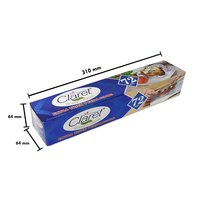 Claret 72 Mtr Food Grade Aluminium Foil Roll (Pack of 1)