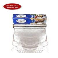 Claret 72 Mtr Food Grade Aluminium Foil Roll (Pack of 2)