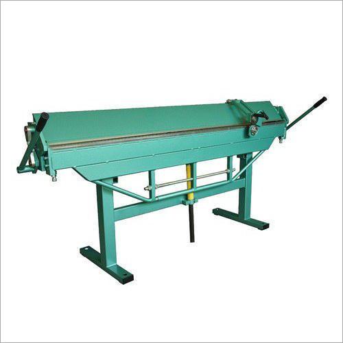 Automatic Metal Sheet Bending Machine