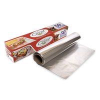Claret Bahubali 50 Mtr Food Grade Aluminium Foil Roll (Pack of 2)