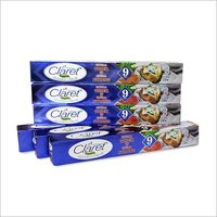 Claret 9 Mtr Food Grade Aluminium Foil Roll (Pack of 6)