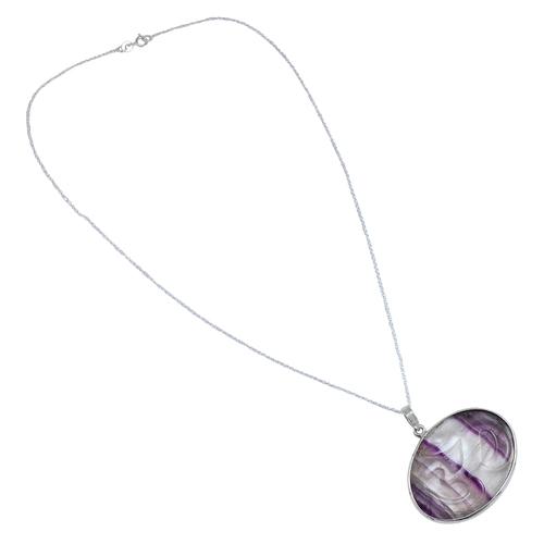 Silver Chain Pendant