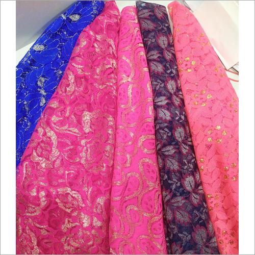 Raschel Designer Net Fabric
