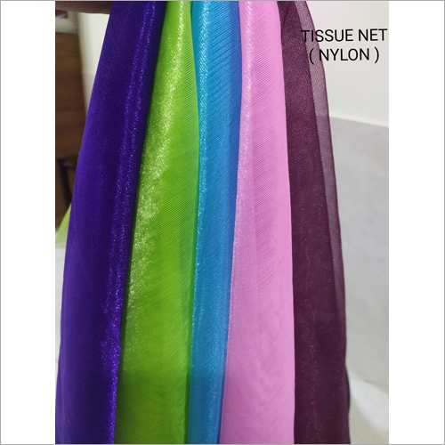 Tissue Net Nylon Fabric