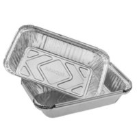 Paramount 750 Ml Disposable  Aluminium Foil  Food Container