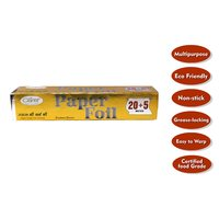 Claret 20+5 Mtr Kitchen Foil Paper (Pack of 1)