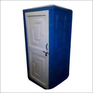 Rectangular Portable Toilet Cabin
