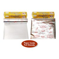 Claret 20+5 Mtr Kitchen Foil Paper (Pack of 2)