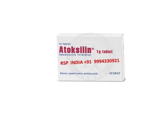 Atoksilin 1g 16 Tablet