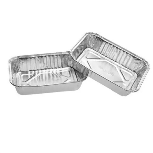 Paramount 200 ml Disposable  Aluminium Foil  Food Container