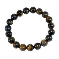 Black Tiger Eye Gemstone Bracelet PG-156277