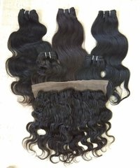 100% virgin human hair Body wave human hair
