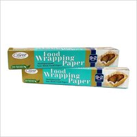 Claret 9+2 Mtr  Food Wrapping Parchment Butter Paper Wrap (Pack of 2)