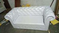 3 Seater Rexine Sofa