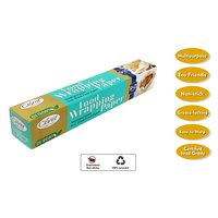 Claret 9+2 Mtr Food Wrapping Parchment Butter Paper Wrap (Pack of 4)