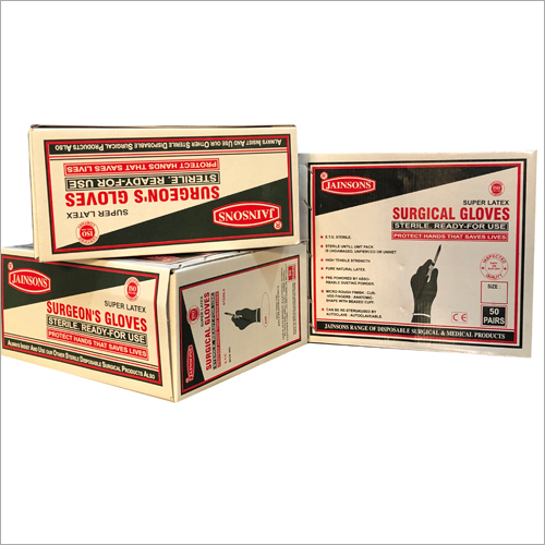 Non - Sterile Surgical Gloves
