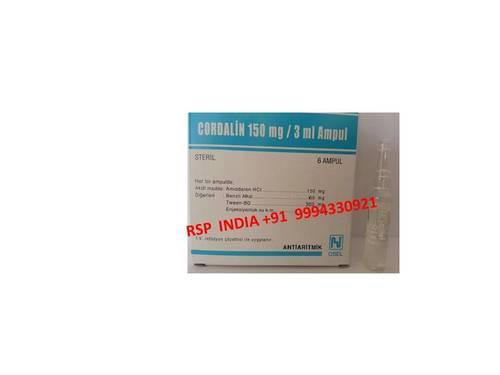 Cordalin 150 Mg 3 Ml X 6 Ampul
