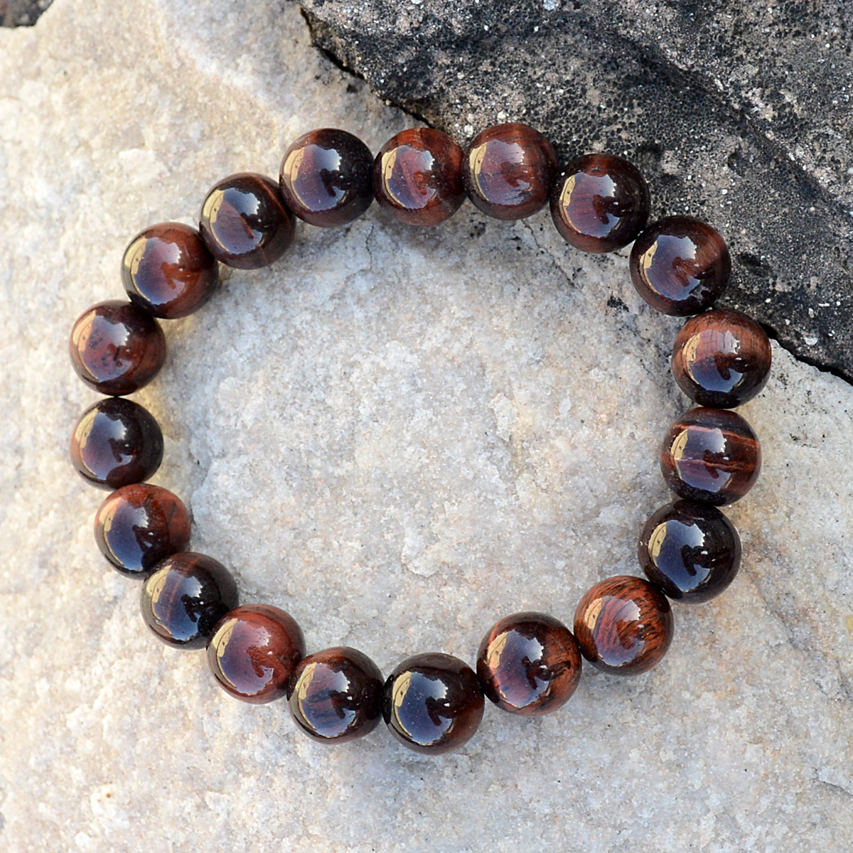 Red Tiger Eye Bracelet PG-156285