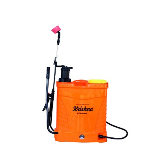 16 Ltr Hand and Battery Cum Operated Battery Sprayer