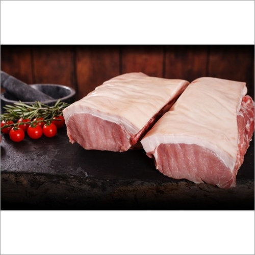 Frozen Boneless Pork Loin