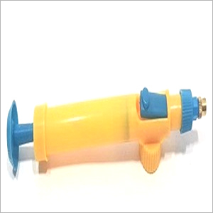 Single Brass Nozzle Trigger Sprayer Head