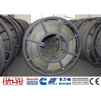 YL12-12x19W Anti Twist Braid Steel Rope For Overhead Power Cable Stringing
