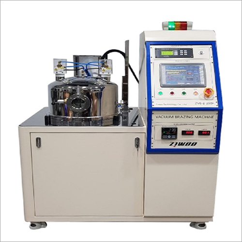 Vacuum Brazing Furnace Equipment for PCD, PCBN and Diamond joining metal & non-metal