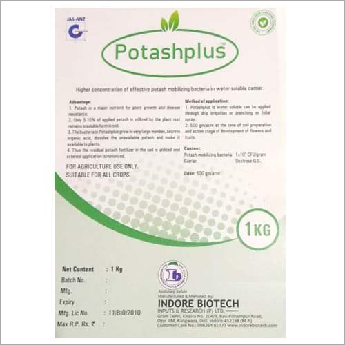 Potash Plus Plant Growth Promoter