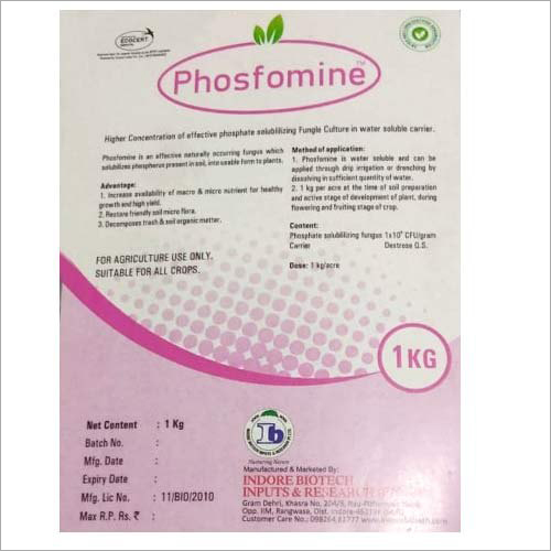 Phosfomine Fungicide