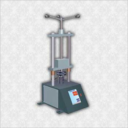 Hand Operated Tensile Testing Machine