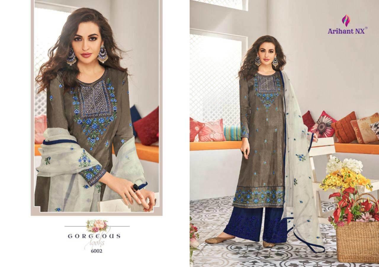 Arihant Anaya Muslin Silk Kurti Manufacturer