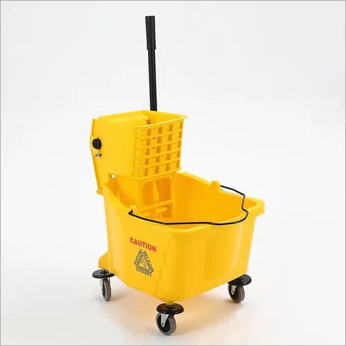 Mop Wringer Trolley 32 ltr side press