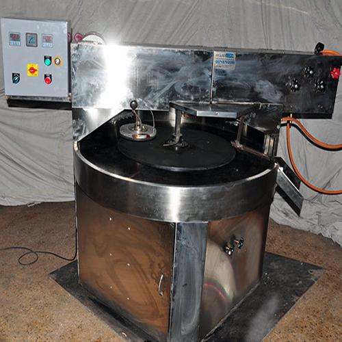 Semi Automatic Chapati Making Machine Rotary Indexing Type