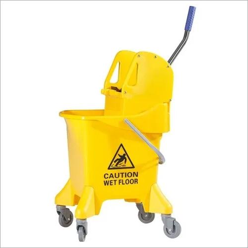 Mop Wringer Trolley Down Press 31 Ltr