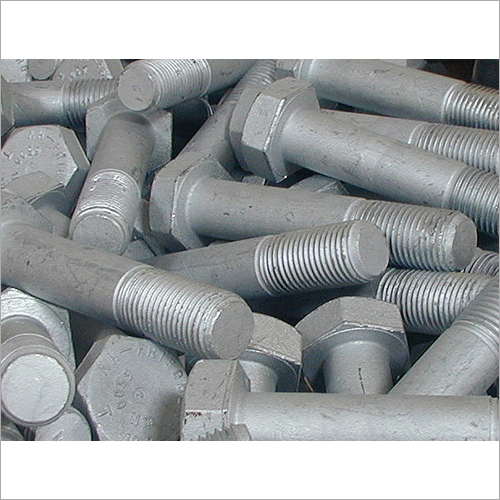 Hot Dip Galvanized Nut Bolts
