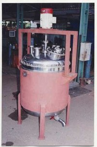 Jacketed SS Vessel