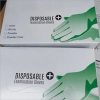 Powder Free Non-Medical Nitrile Gloves, Latex
