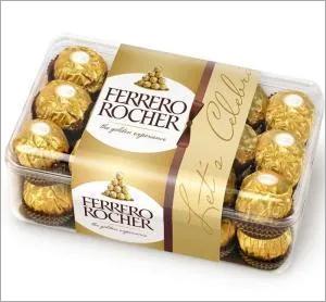 Quality Ferrero Rocher T30 Chocolate, Kitkat , Snickers,