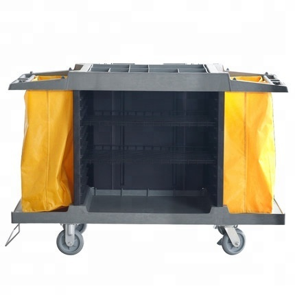House Keeping Trolley, ABS, 1500 x 540 x 1200 mm