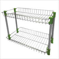 2 Shelf Nexo Trolley
