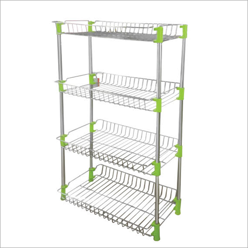 4 Shelf Nexo Trolley