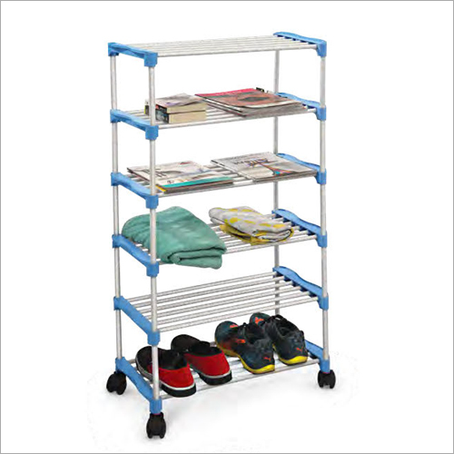 6 Shelf Smart Rack