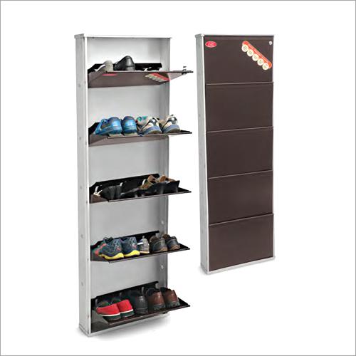 5 Shelf Shoe Cabinet
