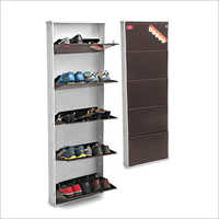 5 Shelf Shoe Cabinet