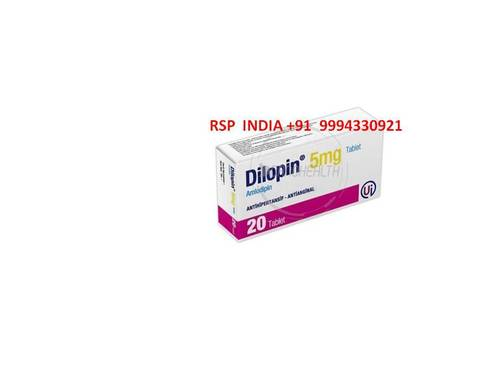 Dilopin 5 Mg 30 Tablet